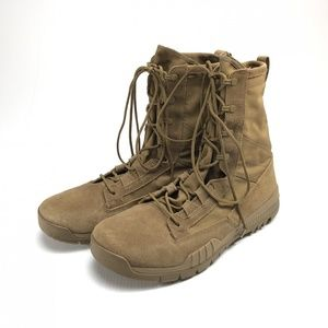 Nike SFB Coyote tan field boots 688974-220 size 12